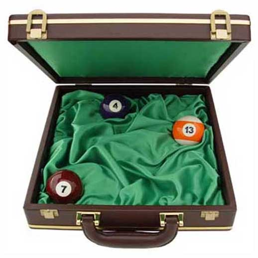 Deluxe Ball Set Carrying Case, Hard