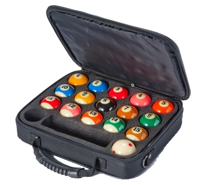 Economy Billiard Ball Carrying Case, Soft