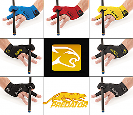 Predator Second Skin Glove
