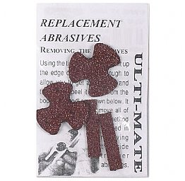 Replacement Abrasives for Ultimate Tip Tool