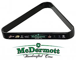 "2 1/4"" Heavy duty Black McDermott rack"