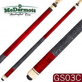 GS03C-Michigan Maple with Colorado red stain